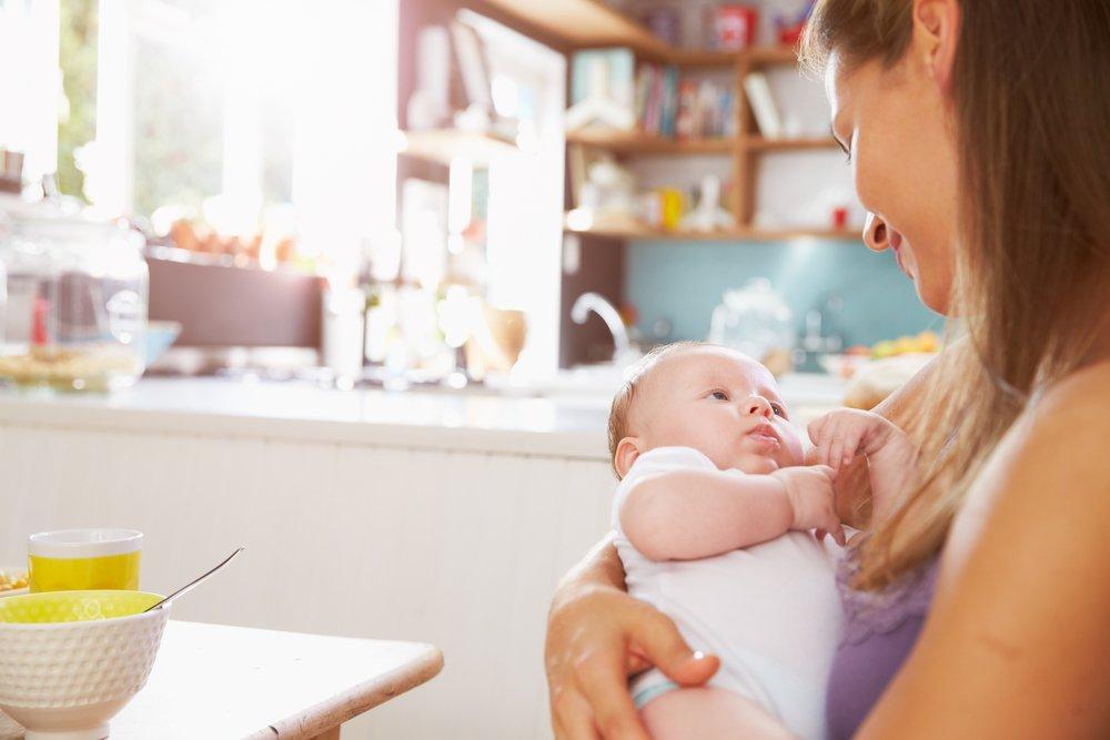 Примерное меню кормящей мамы на неделю