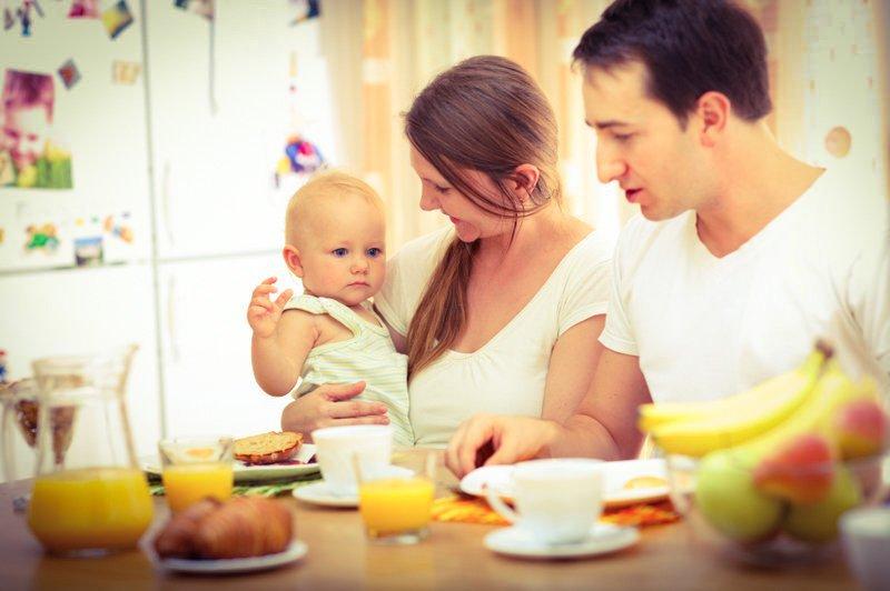 Диета кормящей мамы от Комаровского