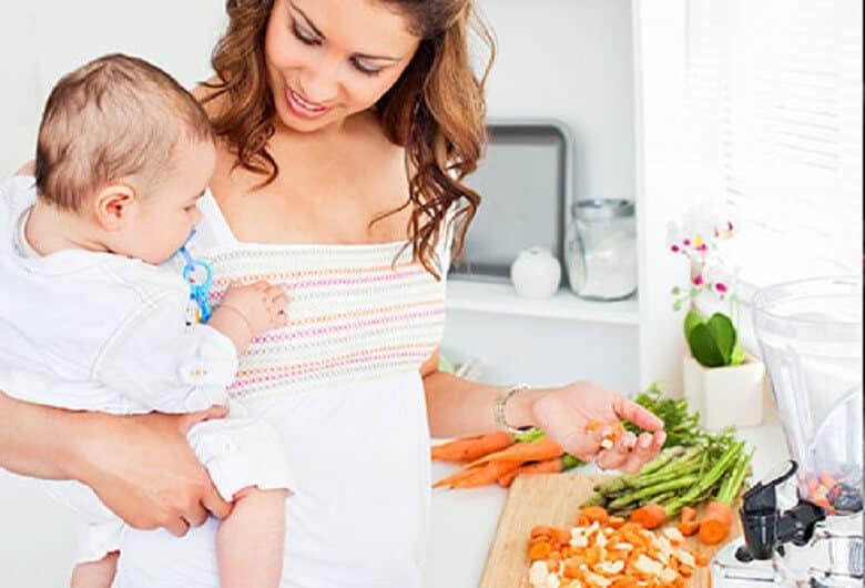 Питание кормящей мамы в 4 месяца ребенку