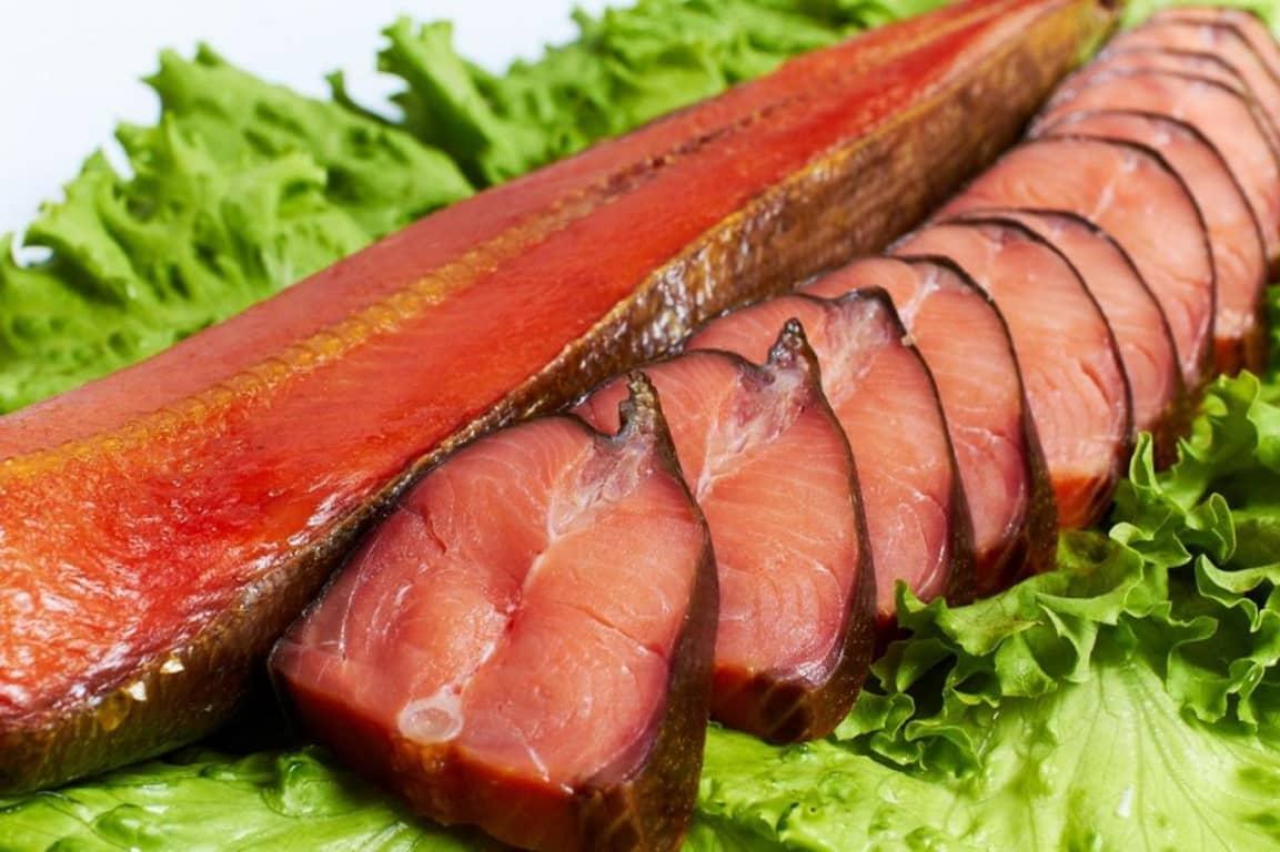 Копченая рыба при грудном вскармливании