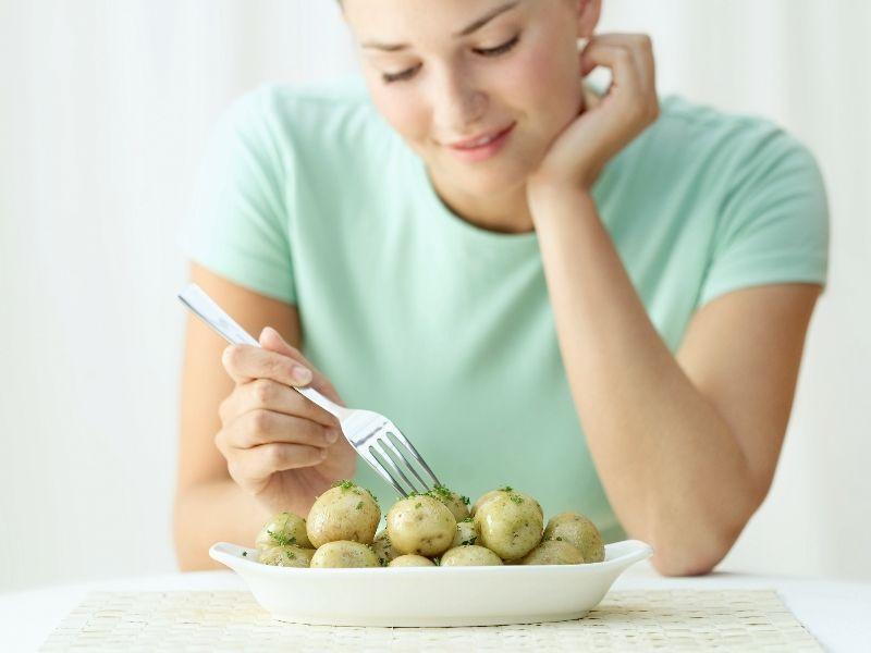 Гликемический индекс картофеля