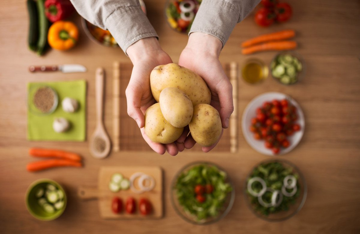 Мнение педиатров об употреблении картофеля кормящей мамой