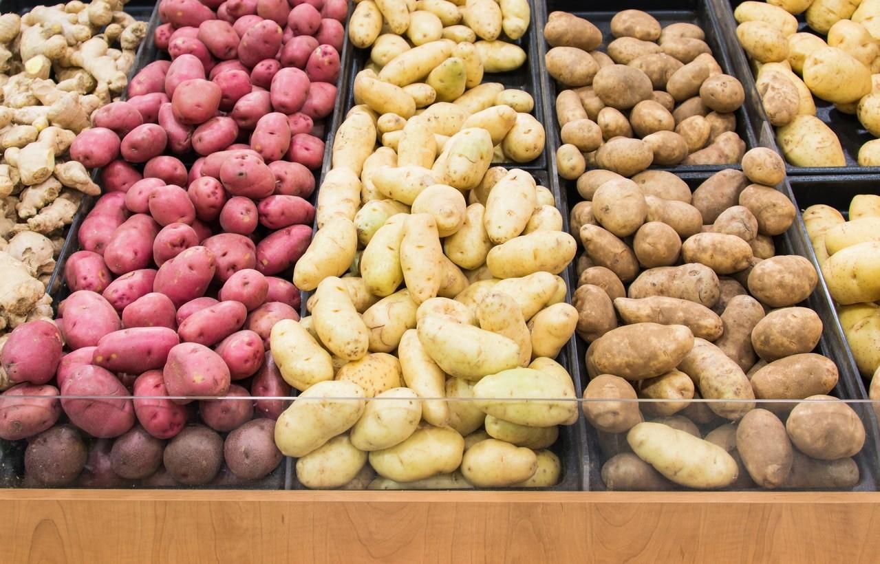 Правила выбора картофеля для кормящей мамы
