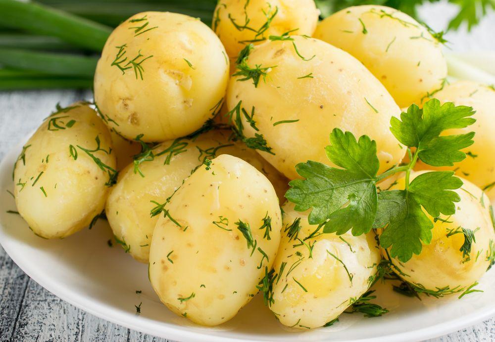 Влияние картофеля на кормящую маму