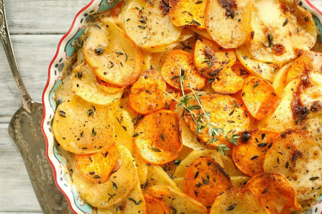 Возможное влияние картофеля на малыша