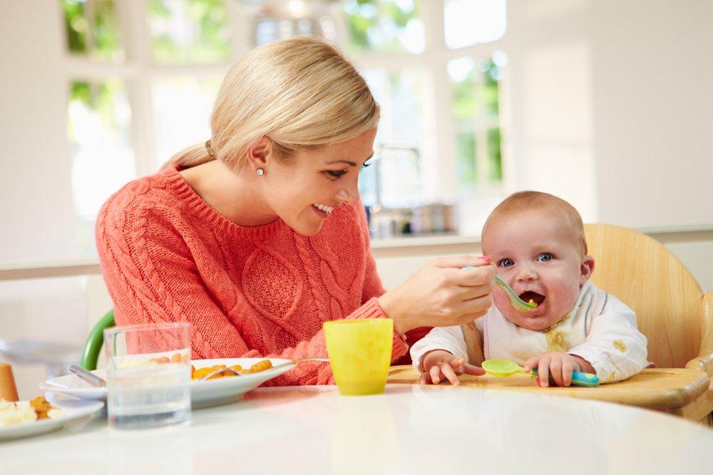 Меню кормящей мамы в 3 месяца ребенку