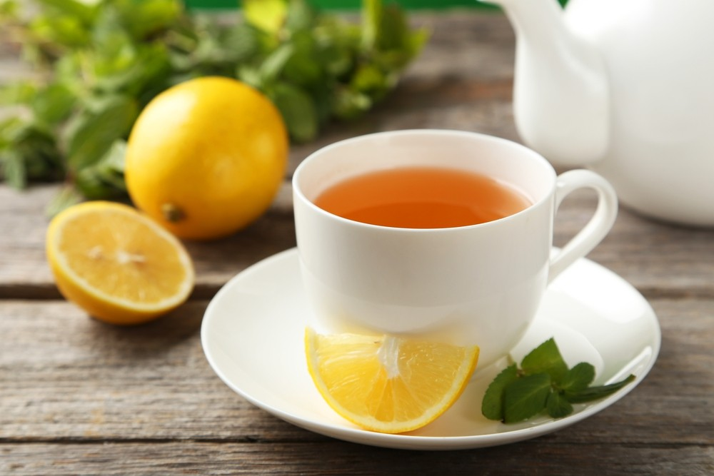 Чай с лимоном при грудном вскармливании
